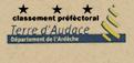 Logo classement pefectoral 3 étoiles