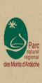 Logos parc regionale des monts d'ardeche